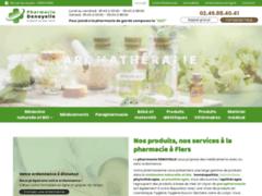 Détails : pharmacie à Flers