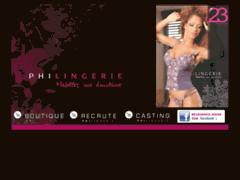 Détails : PHILINGERIE - la lingerie des Antilles
