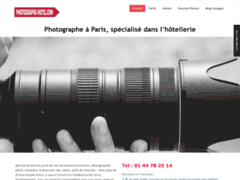 Détails : Un photographe professionnel à Paris