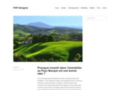 Détails : phpDesigner | Logiciel PHP français IDE Windows