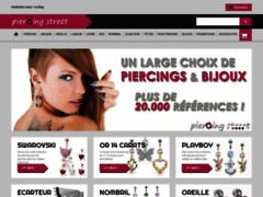 Détails : La boutique Piercing Street