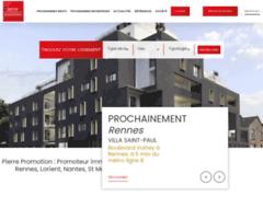 Détails : Pierre promotion : promoteur immobilier en Bretagne