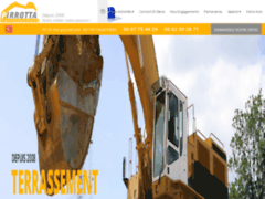 SAS Pirrotta Terrassement: Terrassier à OLLIOULES