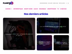 Détails : Planète PC, meilleur magazine pour les guides d'achat