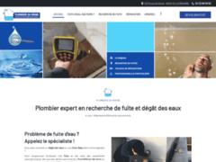 Création du site Internet de Plomberie du Rhône (Entreprise de Plombier à VILLEURBANNE )