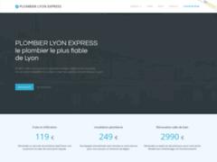 Détails : Plombier Lyon Express