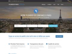 Détails : Plombier Paris Express