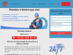 Plomberie à Genève