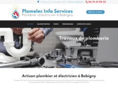 Plomelec Info Services: Plombier à BOBIGNY