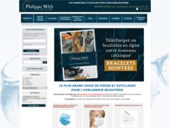 Détails : Fournitures Bijouterie grossiste - Philippe Mas