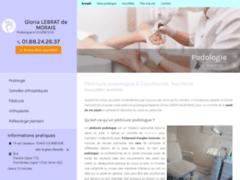 Détails : pédicure podologue à Courbevoie