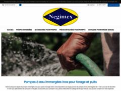 Détails : Pompes-negimex.com - trouver votre matériel en ligne