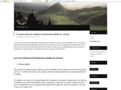Détails : Plateforme d'actualité web