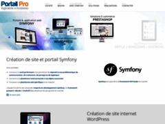 Détails : Création application web sur mesure