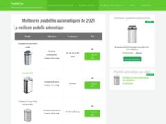 Détails : Découverte des meilleures poubelles automatiques