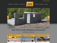 Détails : Poullilian Grimaud Construction
