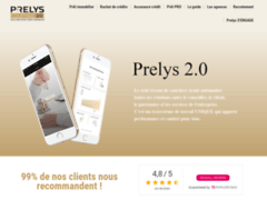 Détails : PRELYS COURTAGE 2.0, agence de courtage à Tours