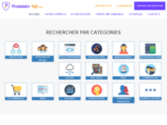 Détails : Site freelance - Mission freelance informatique