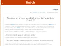 Détails : fintch |