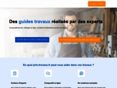 Détails : Un site pour les prix de vos travaux