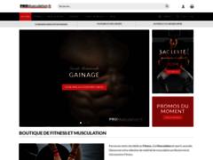 Détails : Boutique de fitness et d'équipements de musculation