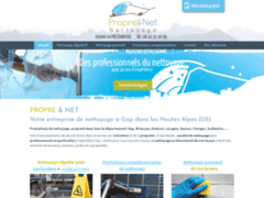 PROPRE & NET: Entreprise de nettoyage à GAP