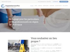 Proprete services plus: Entreprise de nettoyage à ORLY