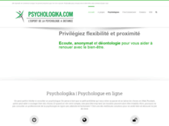 Psychologika, psychologue en ligne