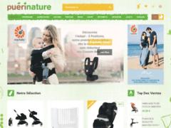 Produits bio et naturels pour bébé