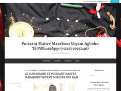 Puissant Maitre Marabout Voyant Agboho