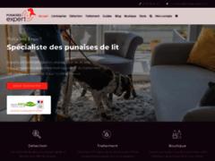 Punaises expert, professionnels de la détection de punaises de lit