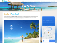 Détails : Punta Cana et ses plages, un rêve à portée de main