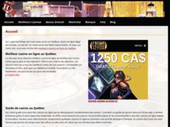 Legit-Gambling.com - Un site en 3 langues sur les casinos en ligne du Québec