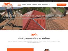 Qualiprobat78: Couvreur charpentier à LES CLAYES-SOUS-BOIS