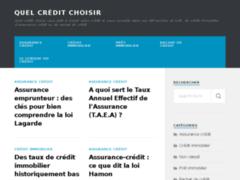 Détails : Conseils pour choisir votre crédit immobilier