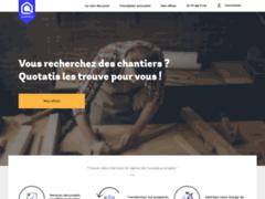 Détails : quotatispro.fr, votre service de détection projets BTP