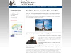 Détails : avocat paris