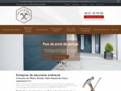 Détails : Entreprise de menuiserie extérieure à Douchy-les-Mines