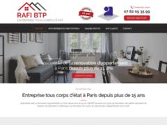 RAFI BTP: Entreprise générale à PARIS-19EME-ARRONDISSEMENT