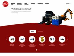 Machines de chantier d'occasion en Suisse romande: Ramat Sàrl