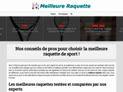 Détails : Savoir choisir la meilleure raquette de tennis