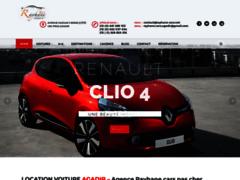 Location voiture agadir - Agence Rayhane pas cher