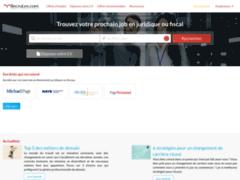 Recrulex : Emploi avocat, notaire, juriste, notaire et fiscaliste.