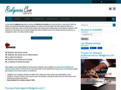 Détails : Services de stratégie de contenu Web