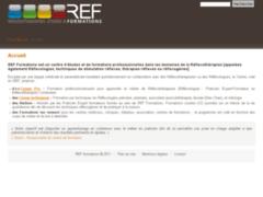 Détails : Ref-formations : enseignements en réflexologie