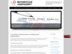 Détails : Consultant référencement naturel seo
