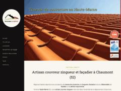 Création du site Internet de REGIONAL HABITAT (Entreprise de Couvreur à  VILLIERS SUR SUIZE )