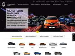 Renault Martinique
