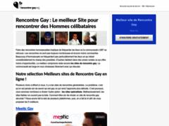 Détails : Site de rencontre les gay en toute aisance