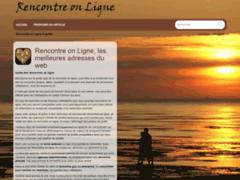 Détails : Rencontre on Ligne, les meilleures adresses du web
